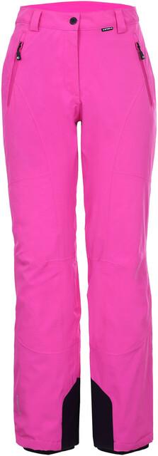 pantalon ski icepeak noelia pink